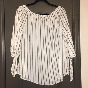 Tops - Off the shoulder blouse